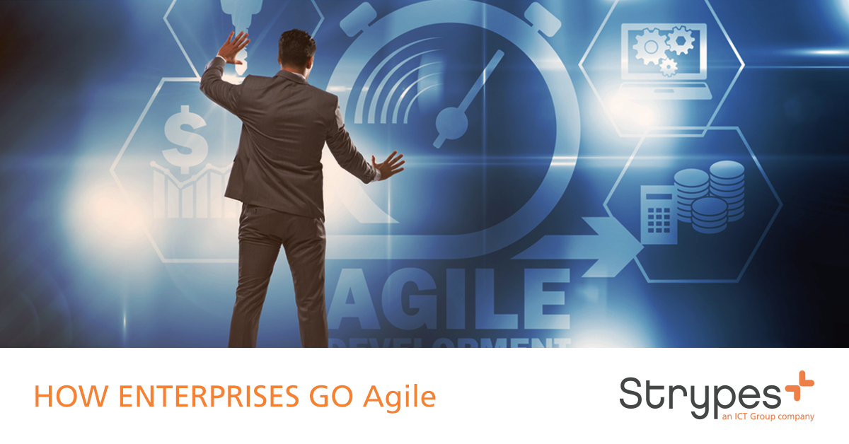 SAFe-How Enterprises Go Agile